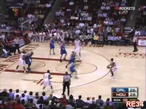 Yao Ming dominates Dwight Howard