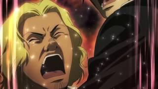 Fight Back Bullies scene in Anime [ Sakamoto Desu Ga ]