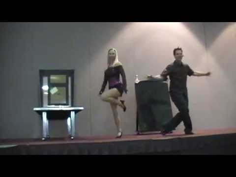 illusionist Joseph Constantine &amp; KC, As Seen On America's Got Talent, First Baptist Orlando