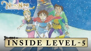Ni no Kuni: Wrath of the White Witch - PS3 - Inside LEVEL-5 (Behind the Scene #1)