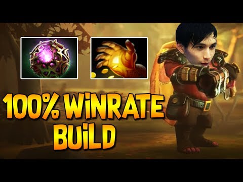 100% WINRATE SNIPER BUILD ◄ SingSing Dota 2 Moments