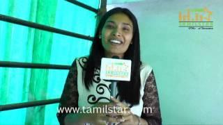 Madhumita At Moone Moonu Varthai Movie Team Interview