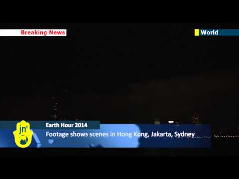Earth Hour 2014: Citizens across the globe shut off lights for one hour