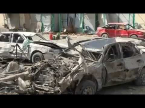89 killed in Car bomb attack in Paktika Afghanistan by Paki-Punjabi ISI, Taliban deny role
