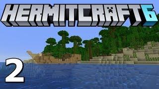 Minecraft Hermitcraft Season 6 Ep.2- Ocean Explorer!