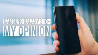 Samsung Galaxy S10+ as a WORK PHONE - REVIEW