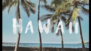 Hawaii, The Big Island (GoPro, Nikon, & Drone)