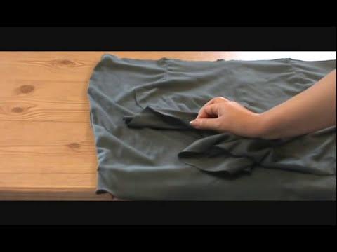 Crea falda con volante/ peplum