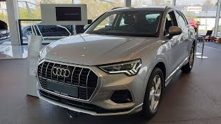 2019 Audi Q3 advanced 35 TFSI 110(150) kW(PS) S tronic | -[Audi.view]-
