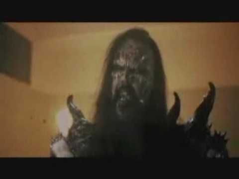 Lordi - Hard Rock Hallelujah. Video