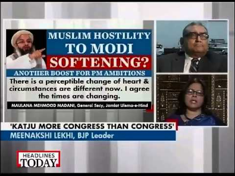 Katju vs Lekhi: PCI chief remains defiant, tells Jaitley to quit politics