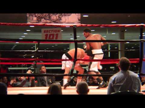 Swift Jarrett Hurd 10th Pro Fight (vs George Armenta)