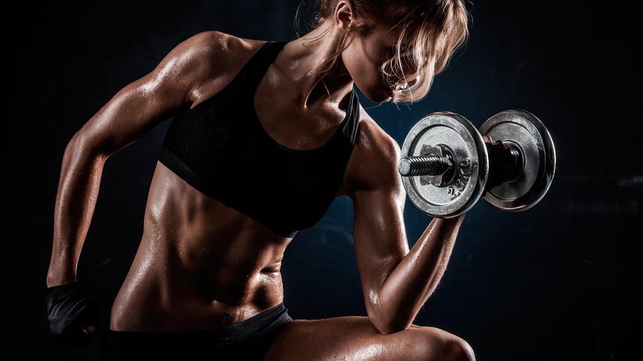 Фото девушки бодибилдинг фитнес 25 фотография