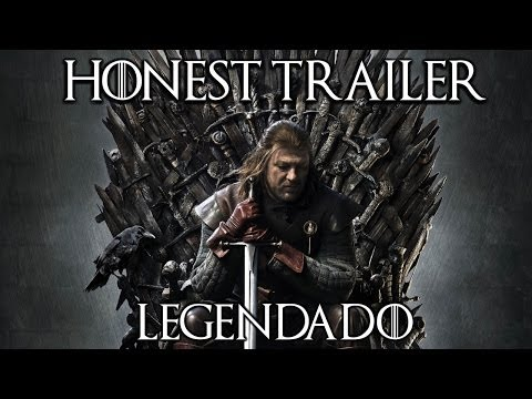 Honest Trailers - Game of Thrones [LEGENDADO PT-BR]