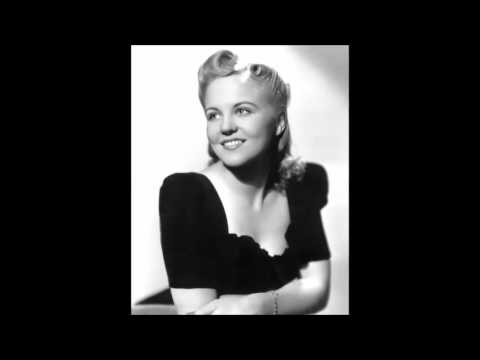 Peggy Lee - I Just Want To Dance All Night