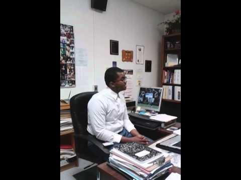 Mugisha Mulisa at sharpstown high school