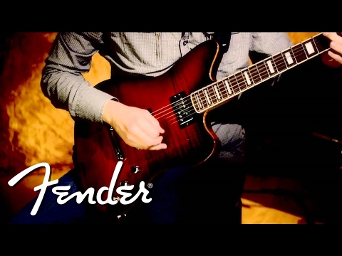 Fender Select 2013 Jazzmaster Demo