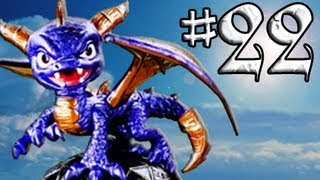 Skylanders - Fortress of Trolls! Part 22 (Wii) co-op