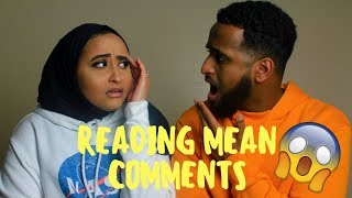 READING MEAN COMMENTS!!!