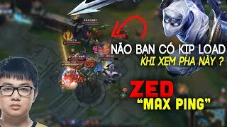 Khi SofM 'LẤY NÃO' người xem với pha endgame Combo Zed DINK KOUT - SofM Stream Rank LOL China