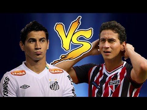 Paulo Henrique Ganso ● Santos vs São Paulo ● Magic Skills