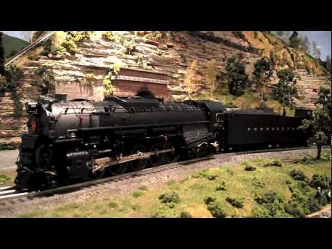 Lionel Legacy Pennsylvania 2-10-4  J1A Steam Locomotive #6479