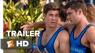 Mike and Dave Need Wedding Dates TRAILER 1 (2016) - Zac Efron, Aubrey Plaza Comedy HD