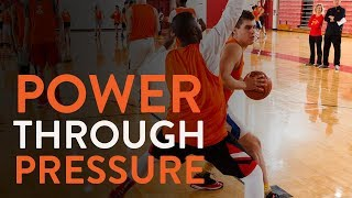 Power Through Pressure with this Habit   Basketball Training   PGC Basketball