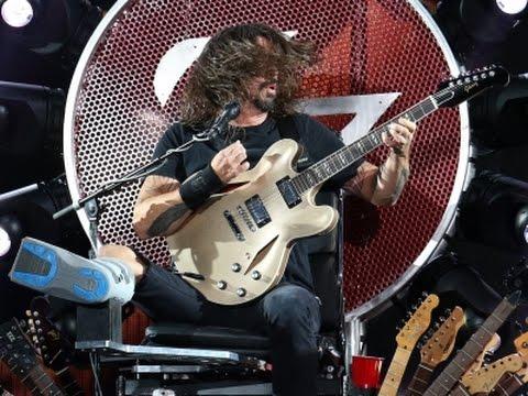 ShowBiz Minute: Foo Fighters, Paris, Box Office
