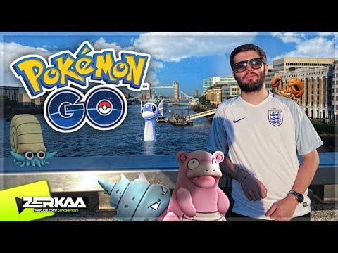 POKEMON GO IN CENTRAL LONDON!