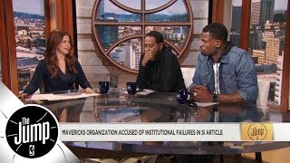The Jump discusses Mavericks being accused of institutional failures | The Jump | ESPN