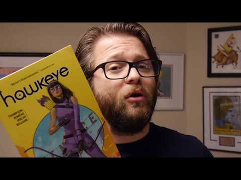 Marvel Comics Review: Hawkeye Vol. 1 Anchor Points
