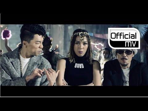 MFBTY (Yoonmirae, Tiger JK, Bizzy) - Bang Diggy Bang Bang