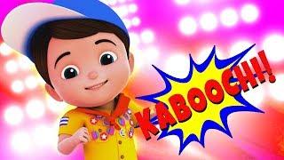 Kaboochi khiêu vũ | trẻ em khiêu vũ vần điệu | kaboochi thử thách khiêu vũ | Kids Tv Vietnam