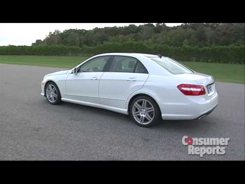 2010-2011 Mercedes-Benz E-Class review   Consumer Reports