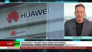 'US already spying on public, Huawei threat unproven' – Swann