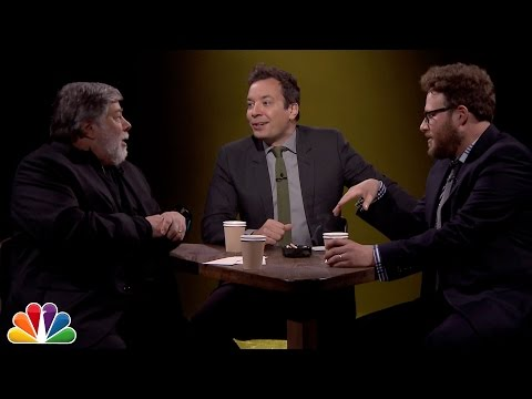 True Confessions with Seth Rogen and Steve Wozniak