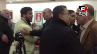 مشادات بين أنصار الإخوان ومعارضيهم خلال ندوة بجنيف عن أوضاع حقوق الإنسان فى مصر