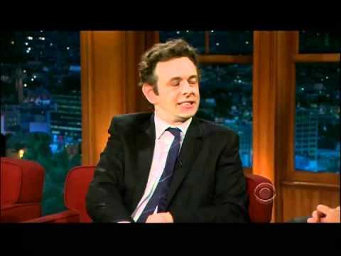 Craig Ferguson 4/18/12D Late Late Show Michael Sheen XD