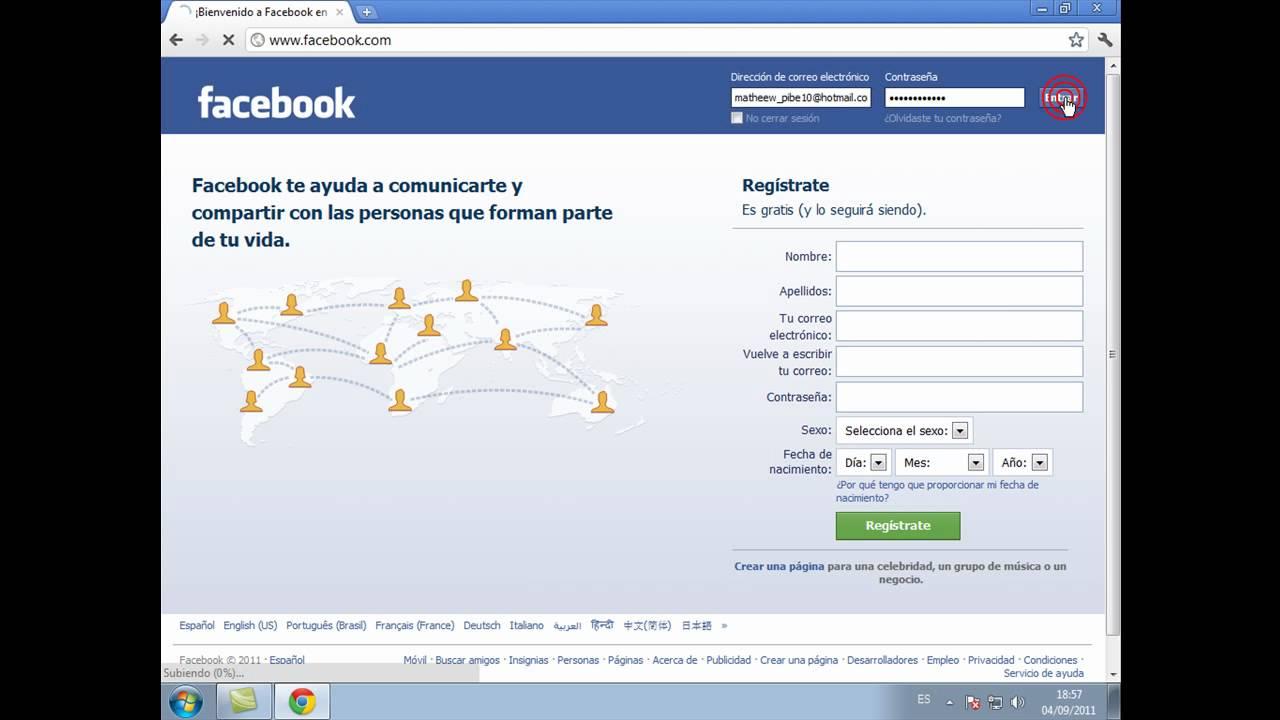 Como Tener Dos Facebook Abiertos! - YouTube