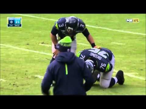 Carolina Panthers vs Seattle Seahawks HIGHLIGHTS 1/17/2016