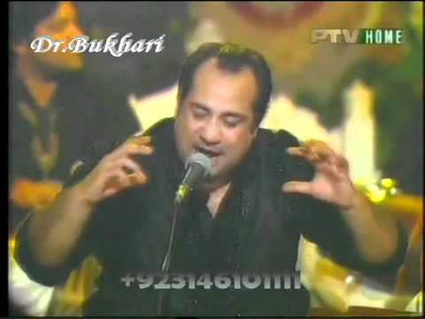 Kalam - E - Iqbal By Rahat Fateh Ali Khan - Tere Ishq Ki Inteha Chahta Hoon (with Lyrics) - Part - 2 video