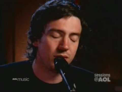 Snow Patrol - Spitting Games @ AOL Sessions 2006.flv