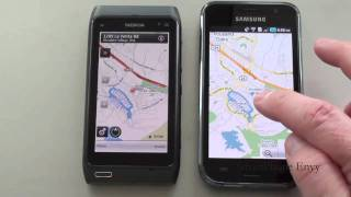 Nokia N8 Vs Samsung Galaxy S Part 1