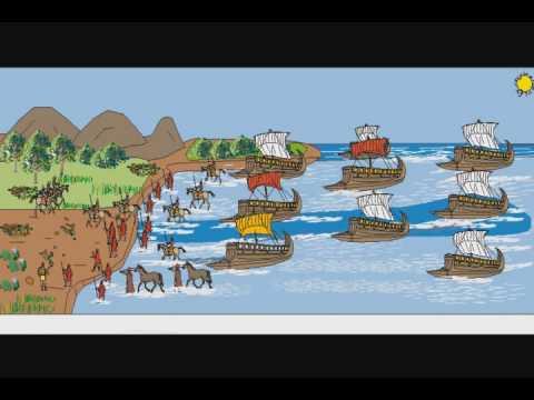 Preistoria e Storia di Sardegna - 4a parte - Fenici e Cartaginesi
