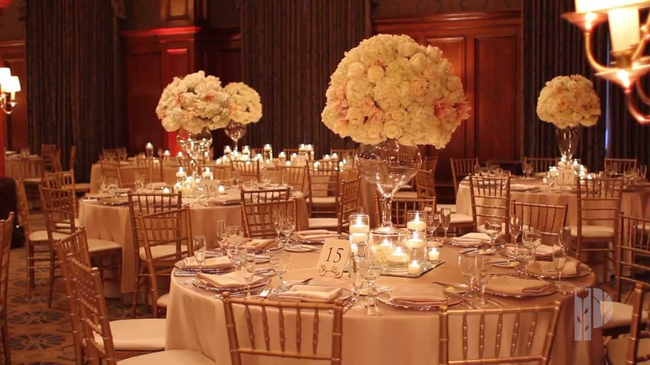 Beautiful Centerpieces and Floral Design for Weddings and Events: Cleveland Blooms by