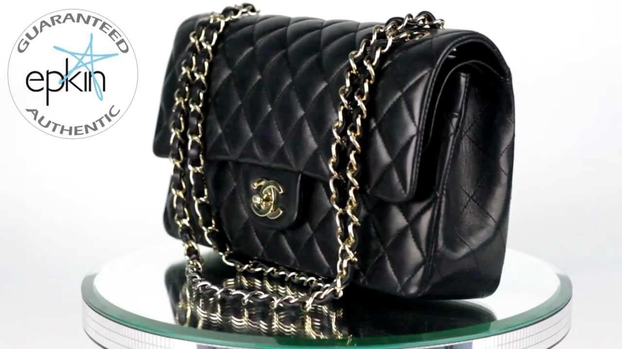 Quilted Leather Chanel Bag Chanel Quilted Leather Double