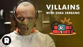 Hannibal Lecter from ?The Silence of the Lambs?   Villains with Shea Serrano (Ep. 1)   The Ringer