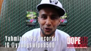 Dope Era Magazine Exclusive Interview with PG Recordz Yahmizee