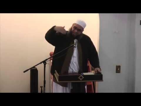 Maulana Mikaeel - Jummah on 3/20/15